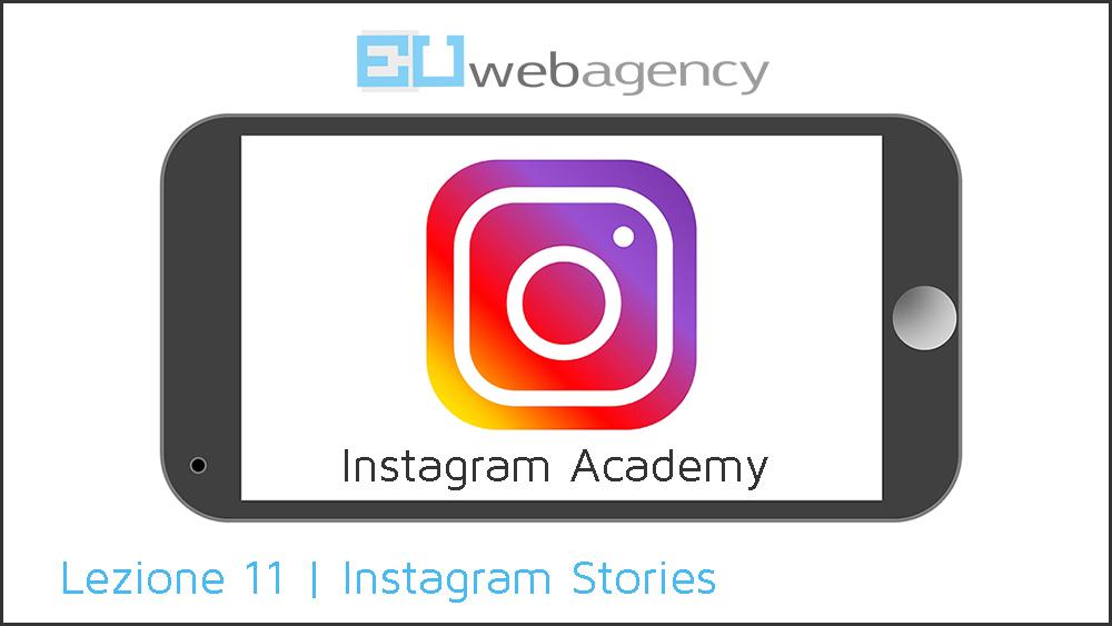 Cosa sono le Instagram Stories? | Instagram Academy | 2020