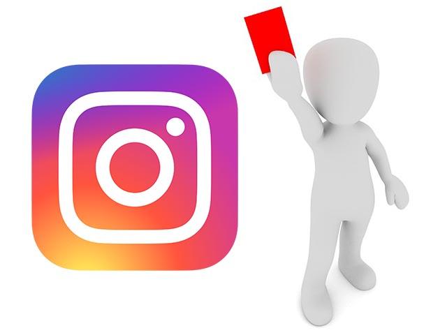 quanto dura un blocco temporaneo instagram