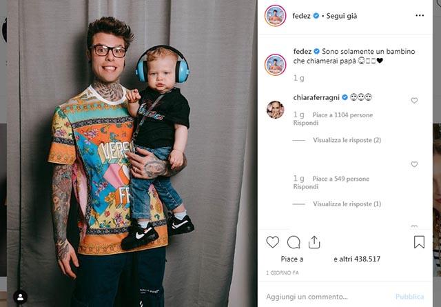 Profilo Instagram Fedez