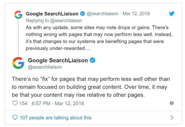 Come funziona l'algoritmo di Google