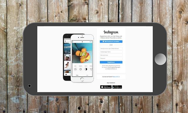 Account business Instagram