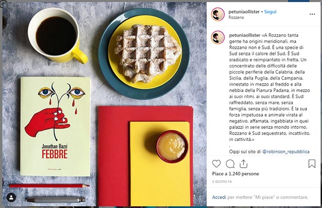 Hashtag colazione