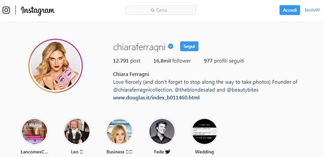 top influencer instagram italia