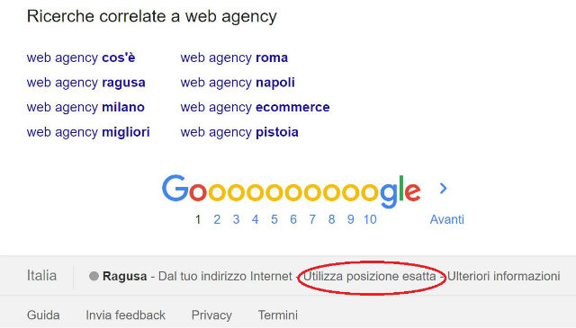Ottimizzazione SEO